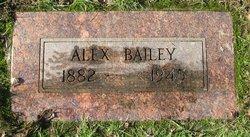 Alex Bailey