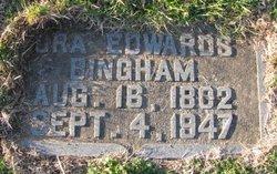 Ora <i>Edwards</i> Bingham