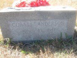 Cora Lee Anderson