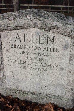 Ellen L <i>Steadman</i> Allen