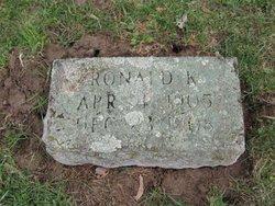 Ronald Kent Amidon