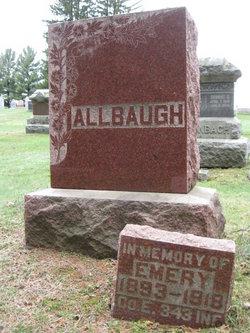 Pvt Emery Wilbur Allbaugh