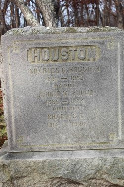 Charles E Houston