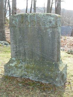 Emma A. <i>Moore</i> Gates