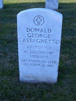 Donald George Castagnetto