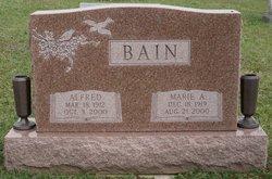 Marie A <i>Devens</i> Bain