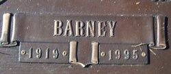 Barney Bergherr