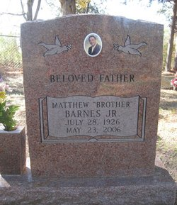 Matthew Brother Barnes, Jr