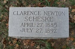 Clarence Newton Scheske