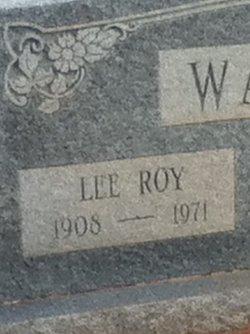 Lee Roy Waters