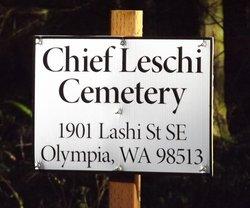 Chief Leschi Cemetery