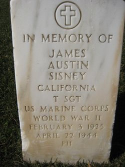 James Austin Sisney