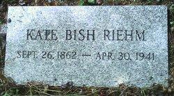 Kate <i>Bish</i> Riehm