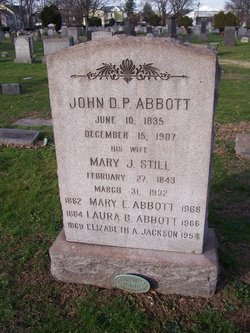 John D P Abbott