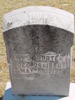 William James Jimmy Porter