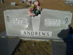 Juanita <i>Boutwell</i> Andrews