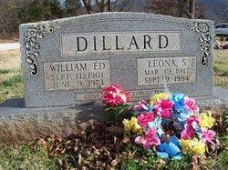 Leona S <i>Goldsborough</i> Dillard