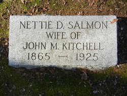 Nettie D <i>Salmon</i> Kitchell