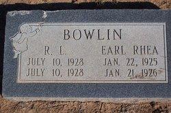 R. L. Bowlin