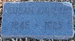 Susan Amanda <i>Greene</i> Anners