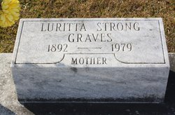 Luritta Strong Graves