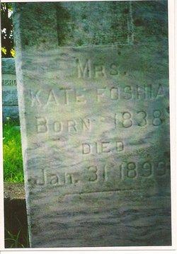 Katherine Kate <i>DeRosia</i> Faucher