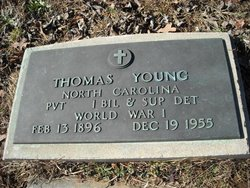 Pvt Thomas Young