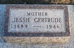 Jessie Gertrude <i>McKinlay</i> Burright