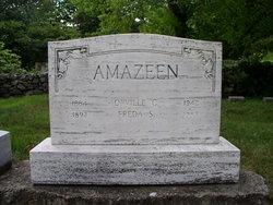 Orville C Amazeen