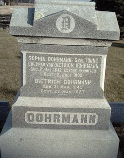 Dietrich Dohrmann