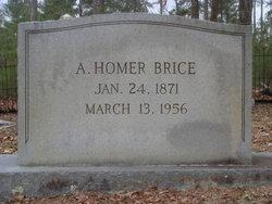 A Homer Brice