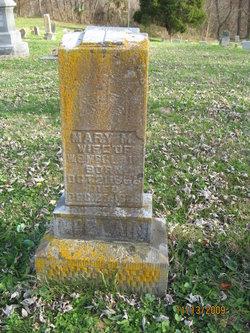 Mary M <i>Dixon</i> McClain