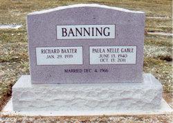 Paula Nelle <i>Gable</i> Banning