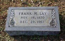 Francis Marion Frank Lay