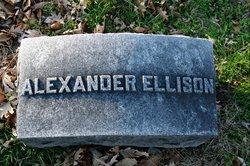 Alexander Ellison