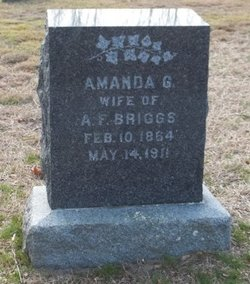 Amanda G. <i>Burgess</i> Briggs