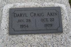 Daryl Craig Akin