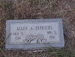 Allen A Frerichs