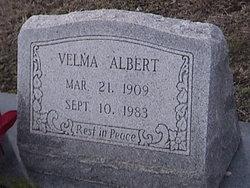 Velma Albert
