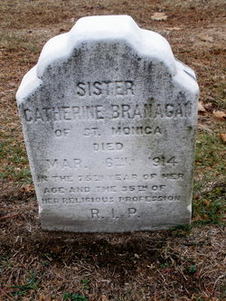 Sr Catherine Branagan