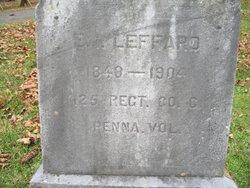 Pvt Enoch I Leffard