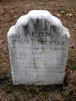 Sr Julia Brennan