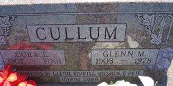Cora E. <i>Dodd</i> Cullum