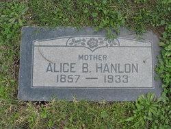 Alice B. Hanlon
