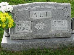 Clifton R Kip Alt