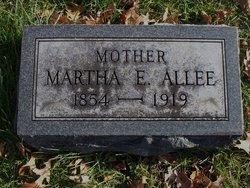 Martha E. Allee