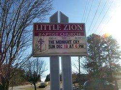 Little Zion Baptist Church Cemetery