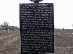 Burlington Cemetery