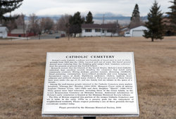 Old Saint Marys Catholic Cemetery (Defunct)