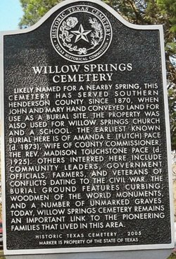Willow Springs Cemetery